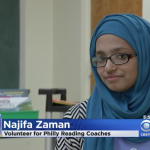 Najifa featured on CBS 3