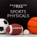 Free Sports Physicals for School Year 2019-2020