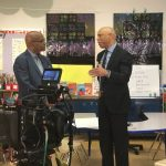 Black Male Educators at Bethune School nationally featured on NBC News