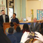 Mayor Kenney, Superintendent and Elected Officials Celebrate Grand Opening of New Library at Bache-Martin Elementary School